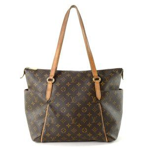 LIKE NEW Louis Vuitton Monogram Totally MM Tote